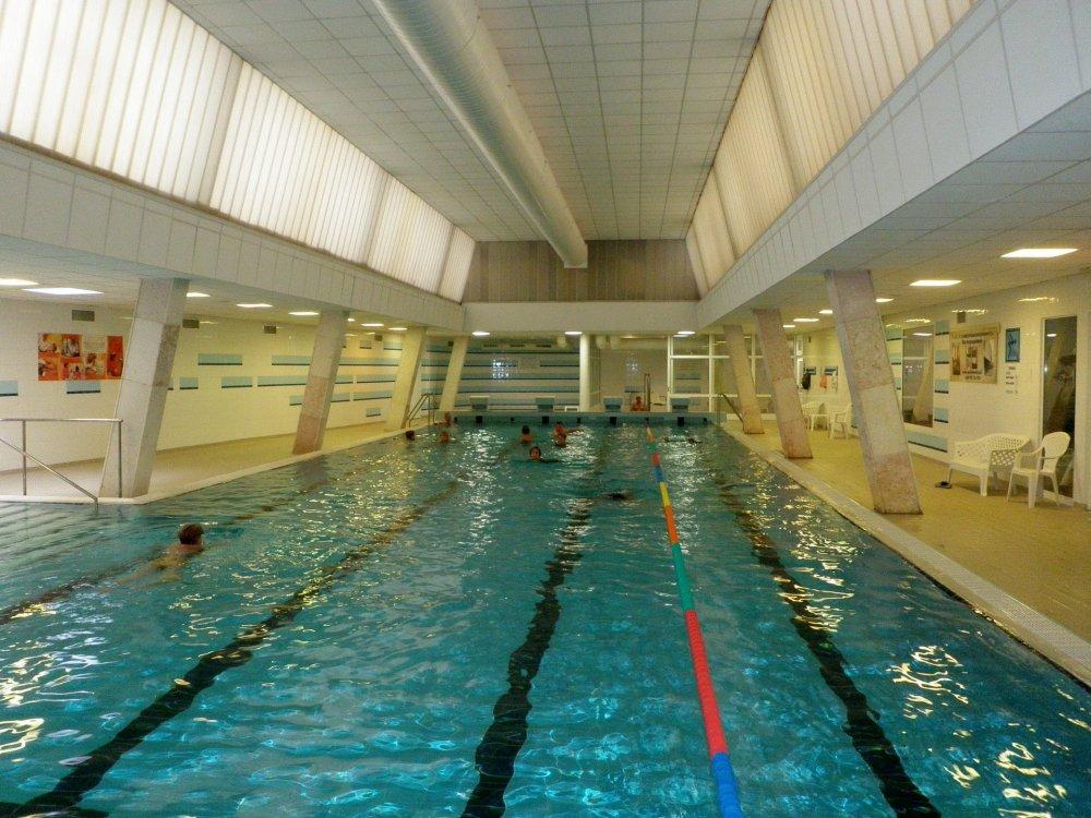 Alžbětiny lázně bazén