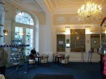 Alžbětiny lázně Karlovy Vary - stávající stav